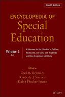 download ebook encyclopedia of special education pdf epub