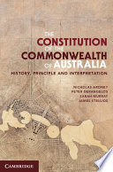 The Constitution of the Commonwealth of Australia