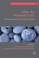 After the Financial Crisis