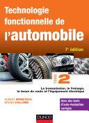download ebook technologie fonctionnelle de l\'automobile - tome 2 - 7e éd. pdf epub