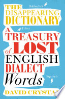 The Disappearing Dictionary Book PDF