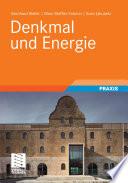 Denkmal und Energie