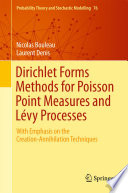 Dirichlet Forms Methods For Poisson Point Measures And L Vy Processes