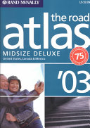 The Road Atlas Midsize Deluxe  03