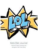 Lol Keto Diet Journal