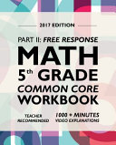 Argo Brothers Math Workbook Grade 5