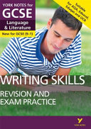 English Language and Literature Writing Skills