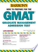 How to Prepare for the Graduate Management Admission Test