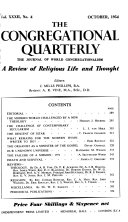 The Congregational Quarterly