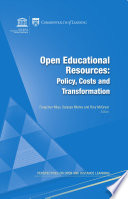 Open Educational Resources Policy Costs Transformation