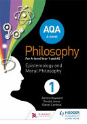 Epistemology and Moral Philosophy