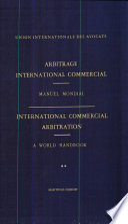 Arbitrage International Commercial
