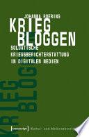 Krieg bloggen