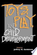 Toys Play And Child Development