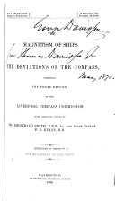 The Magnetism of Ships, and the Deviations of the Compass