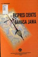 Ekspresi deiktis bahasa Jawa