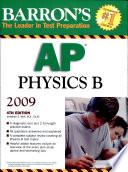 AP Physics B 4th Ed   Book Only