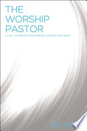 Ebook The Worship Pastor Epub Zac M. Hicks Apps Read Mobile