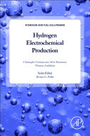 Hydrogen Electrochemical Production For Energy Applications Including Current