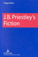 J B  Priestley s Fiction