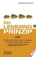 Das Lemmingprinzip