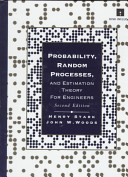 Probability  Random Processes  and Estimation Theory for Engineers