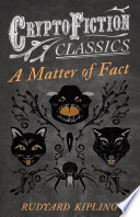 A Matter of Fact  Cryptofiction Classics   Weird Tales of Strange Creatures