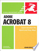 Adobe Acrobat 8 for Windows and Macintosh
