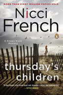 Thursday's Children : mcdermid, bestselling author of splinter the silence the...