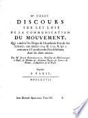 Quo continentur ea Quae ab Anno 1727 ad hanc usque diem prodierunt. Accedunt Lectiones Mathematicae de Calculo Integralium, in usum illustr. March. Hospitalii concriptae