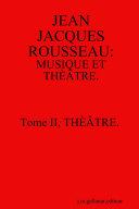 Théâtre de France, tome 2