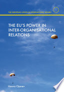 The EU s Power in Inter Organisational Relations