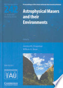 Astrophysical Masers and Their Environments  IAU S242