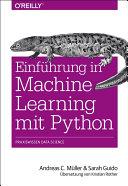 Einf  hrung in Machine Learning mit Python