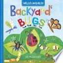 Hello  World  Backyard Bugs