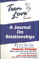 Teen Love  A Journal on Relationships