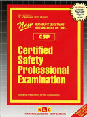 Certified Safety Professional Examination