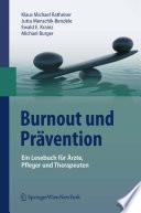 Burnout und Pr  vention