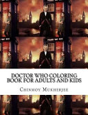 Doctor Who Coloring Book For Adults And Kids : depression, frustration, anger, stress, etc. negative feelings. just...