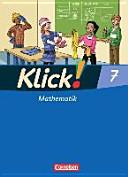 Klick  Mathematik 7  Schuljahr  Sch  lerbuch Westliche Bundesl  nder