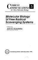 Molecular Biology Of Free Radical Scavenging Systems book