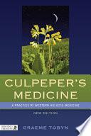Culpeper S Medicine