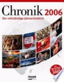 Chronik Jahresr  ckblick 2006