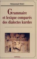 Grammaire et lexique comparés des dialectes kurdes Book