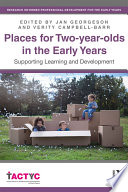 Places for Two year olds in the Early Years
