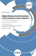 Digital Resources Humaines Comment D Velopper La Maturit Digital Rh