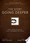 NIV  The Story  Going Deeper  eBook