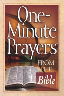 download ebook one-minute prayers™ from the bible pdf epub