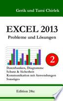 Excel 2013. Probleme und Lösungen