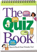 The Quiz Book Book PDF